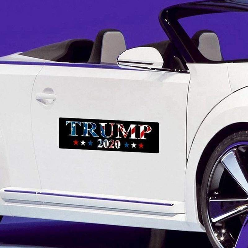 10Pcs/Set Re-Elect Trump 2020 Make Liberals Cry Again American Presidential Election Political Car Bumper Sticker Decal Anti Donald Trump Car Stickers