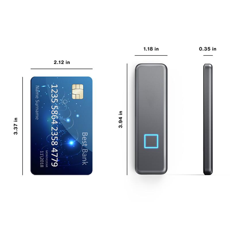 New Arrival Portable SSD Touch