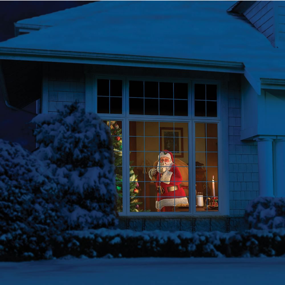 🎅Christmas Pre-Sale 50% OFF -- Christmas Holographic Projection!