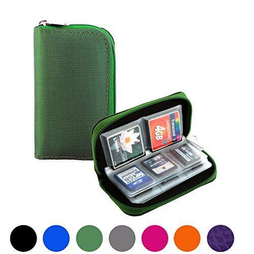 Memory Card Carrying Case