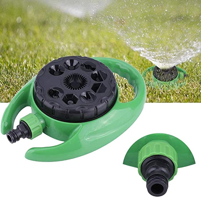 (LAST DAY PROMOTION - SAVE 50% OFF & BUY 2 FREE SHIPPING) ABS Plastic 9-Function Garden Sprinkler