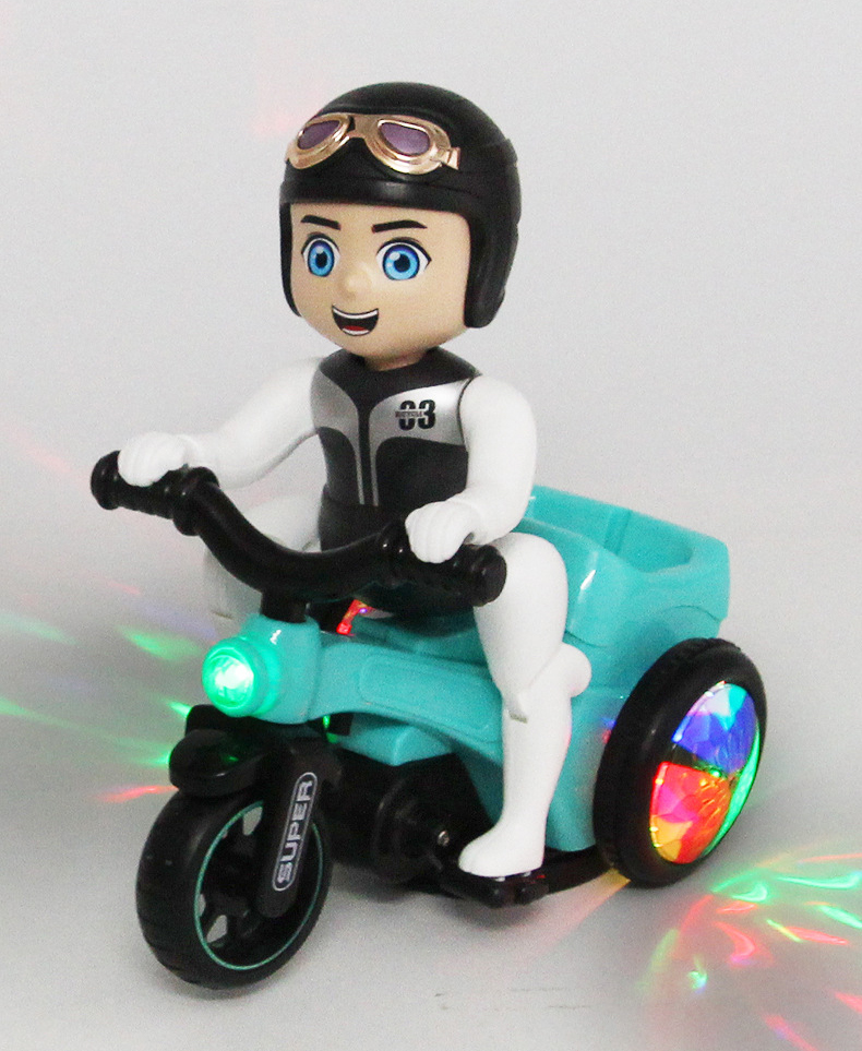 Super Sports Car Stunt Tricycle Toy (BUY 2 Save $7)