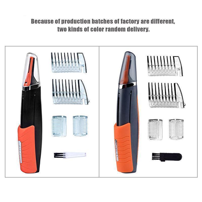 Professional 2-in-1 Switchblade Hair Trimmer