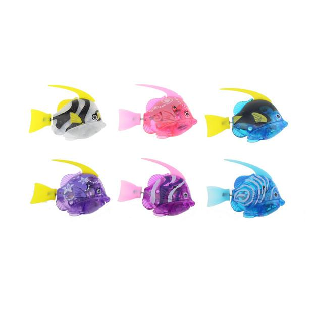 Funny Electronic Robot Fish--Buy 6 Free Shipping