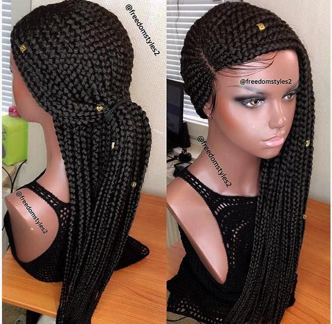 Best Braiding Hairstyles African American Hair 715 Store Wavy Pixie Cut Ombre Lace Front Wigs Hair Style Boys 2018