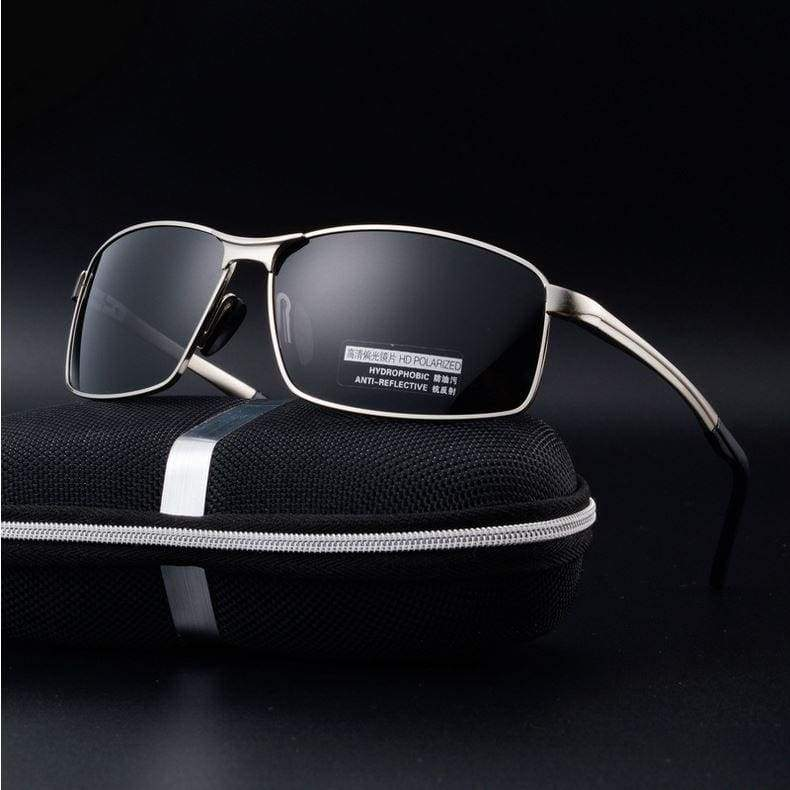 Brand new Polarized UV400 sunglasses Designer Frame Lens sunglasses frames for men 2017 glasses sun eyewear