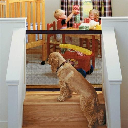 Portable Pets & Kids Safety Gate Guard