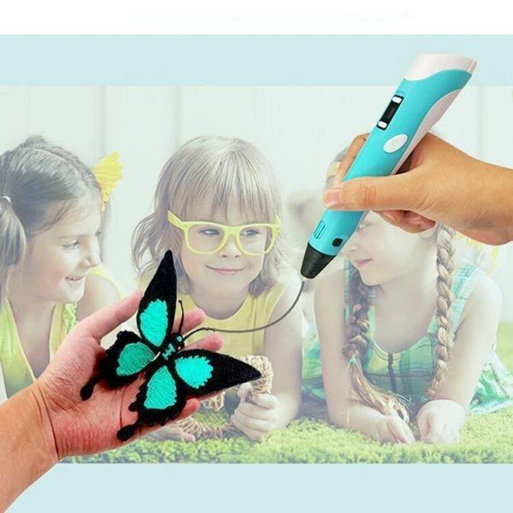 3D Printing Pen With Filament-Buy 2 Free Shipping!