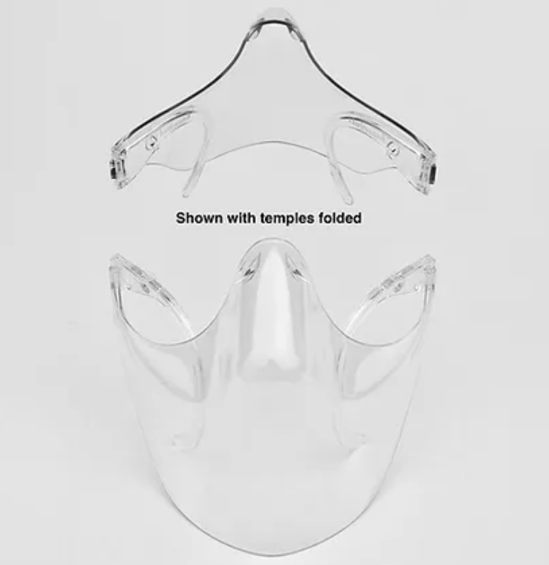 effective clear radical alternative transparent shield