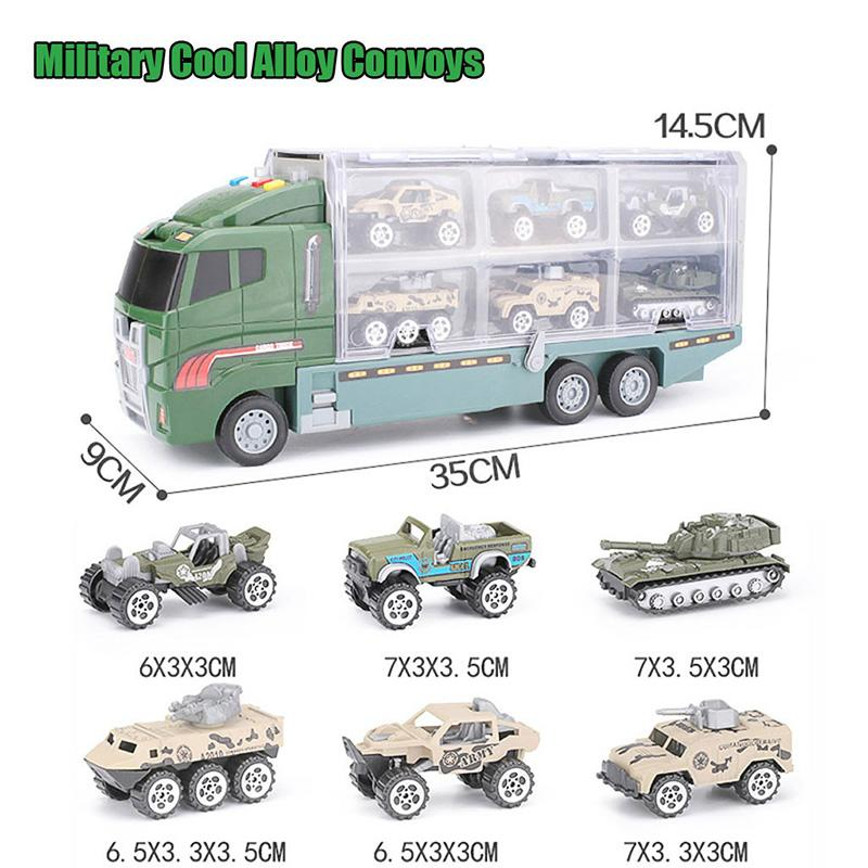 (CHRISTMAS PROMOTION — Save 50%OFF)- Baby Alloy Simulation Car Model Toy