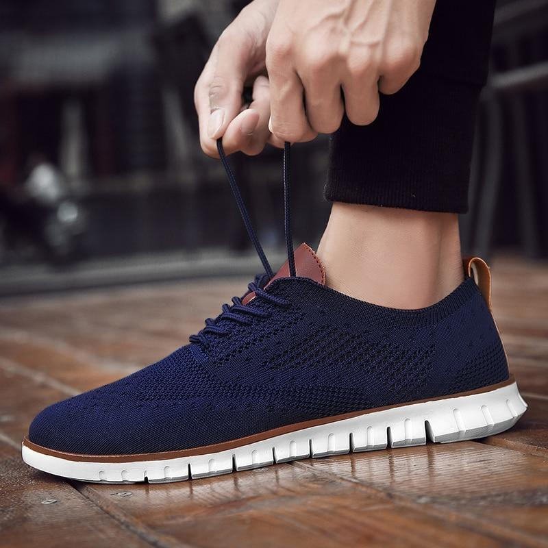 High Quality Men's Breathable Summer Shoes 2019!