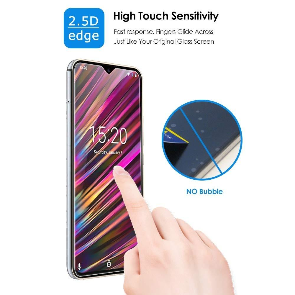 For Umidigi Power S2 S2Pro S2Lite S3Pro A3 A3Pro A5Pro OnePro OneMax One Z2 Z2Pro Screen protector Film 0.3mm 2.5D 9H Hardness Tempered Glass Film Phone Protector