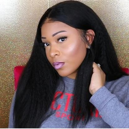 2019 New Fashion 4 in 1 Long Curly wig/NEW KINKY STRAIGHT BASIC CAP WIGS AFFORDABLE HAIR