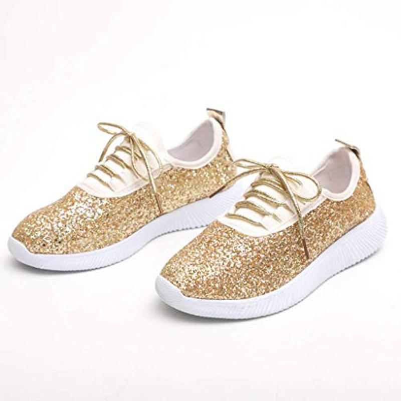 Bling Breathable Casual Sport Loafers