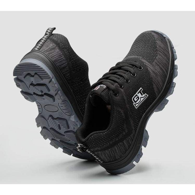 Safety Shoes Steel Toe Breathable Work