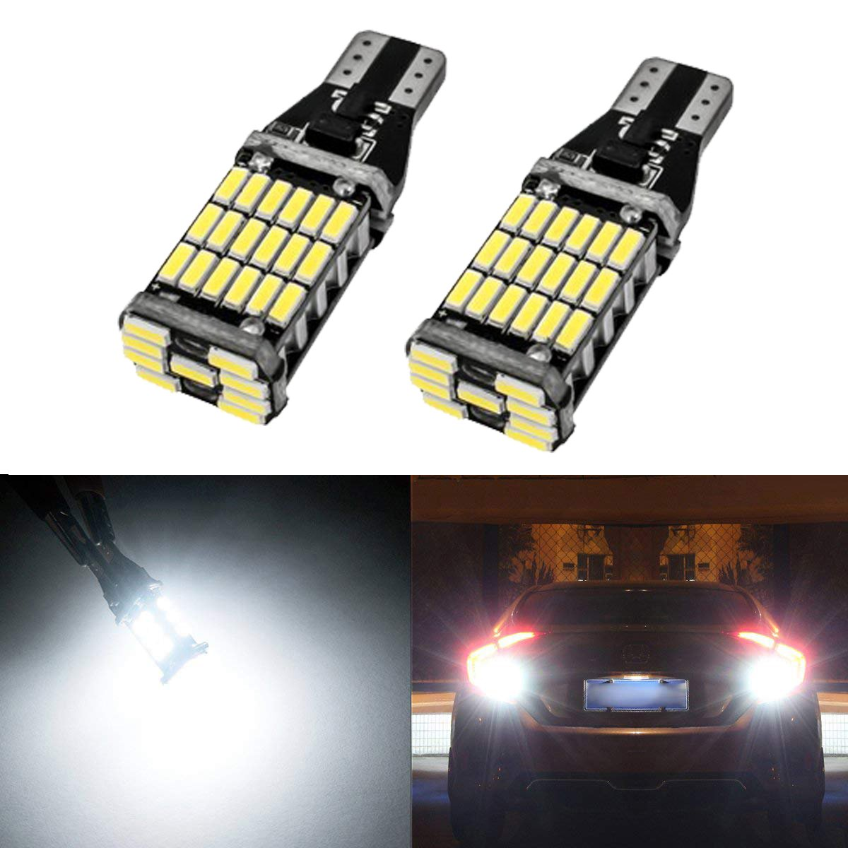 (Set of 4) 2020 Universal LED Taillights - Suitable for various cars