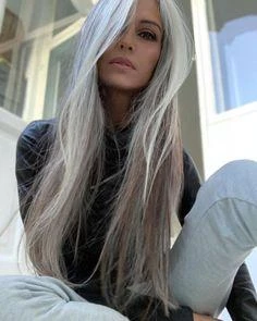 Gray Wigs Lace Hair Best Hair Color To Hide GrayGrey To Blonde Hair