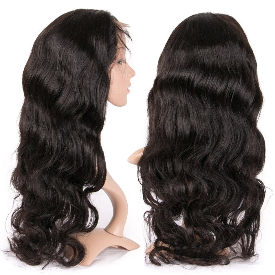 Black Wigs For Black Women 8 Inch Weave Bob 12 Inch Water Wave Brazilian Wave Lace Front Wig Light Curls Hairstyle