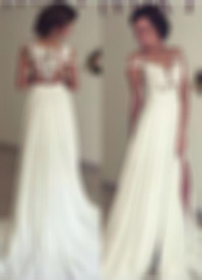 Fashion And Beautiful After Wedding Dress For Girl