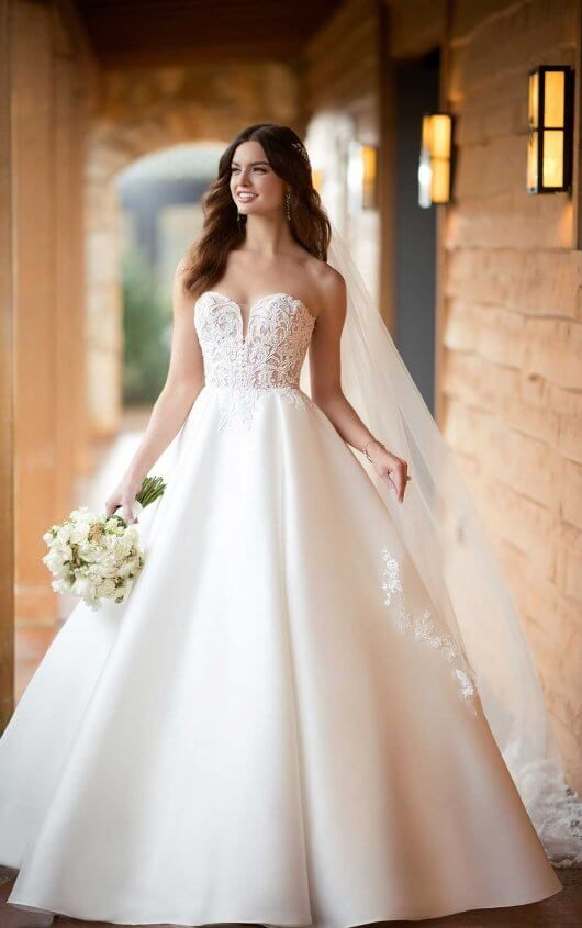 2020 Best Wedding Dress New Dress Sequin Wedding Dress Mermaid Tail Wedding Dress