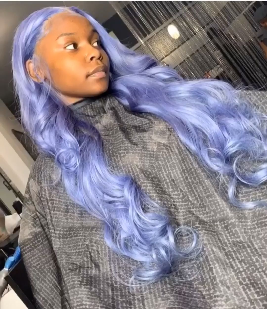 2020 New Gray Hair Wigs For African American Women Dark Gray Hair White Gray Hair Color Ash Blonde Lace Front Wig Permanent Hair Wigs For Men Ladies Wigs