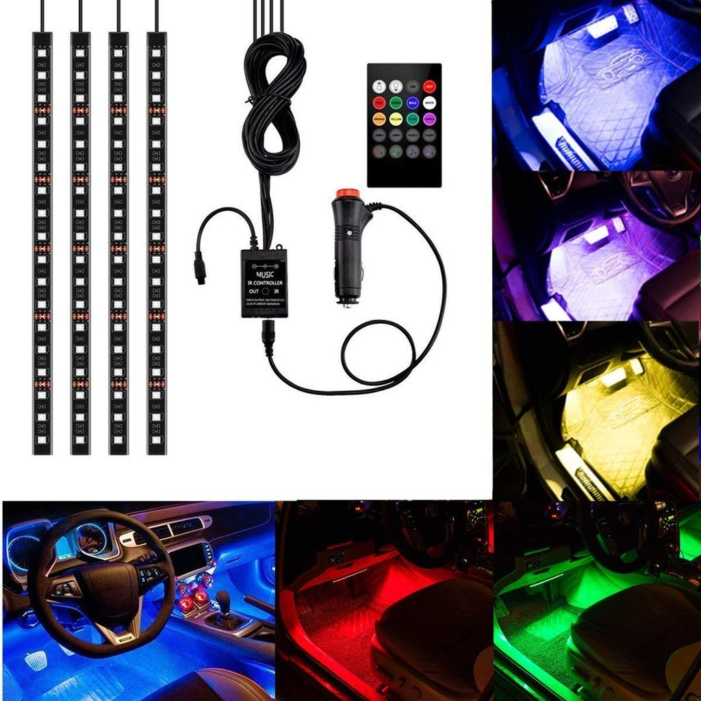 Car Interior LED Strips