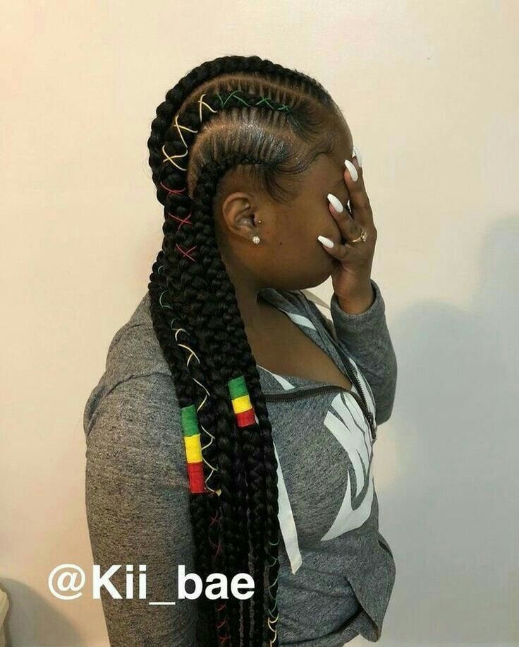 Best Braiding Hairstyles African American Hair 715 Store Dry Flaky Scalp With Braids Isee Hair Mongolian Deep Curly 100 Human Hair Braided Wigs