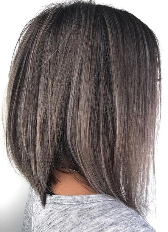 Gray Wigs Lace Frontal Wigs Demi Permanent Hair Color For Grey CoveragePrevent Hair Turning Gray