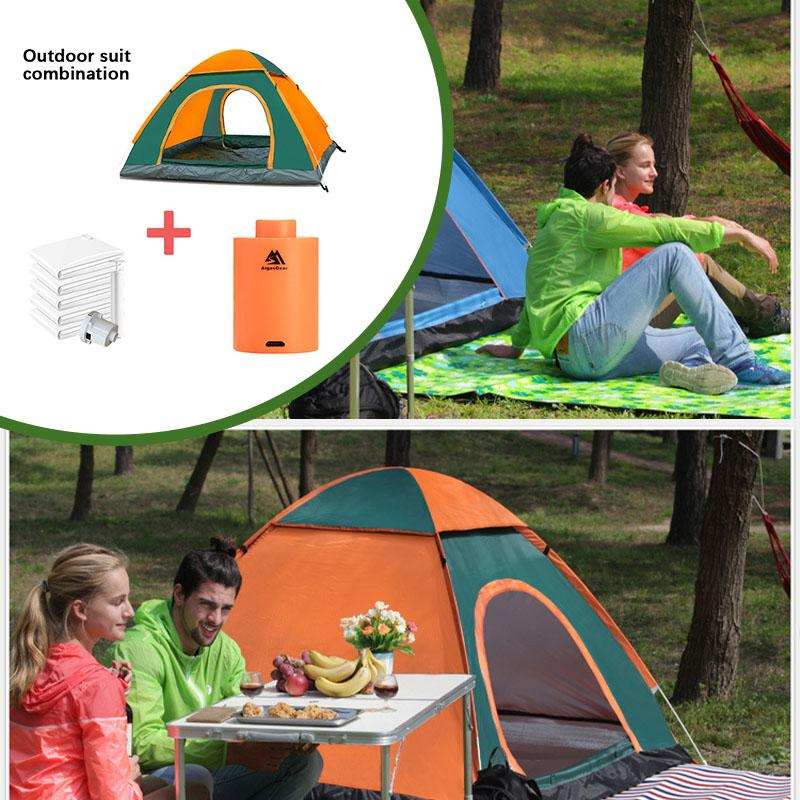 Outdoor camping folding automatic tent