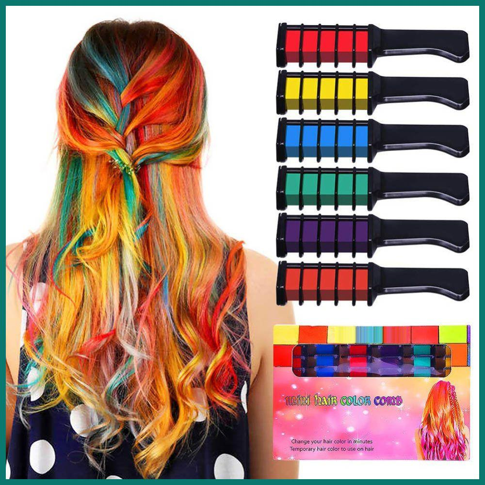 50% off only today-Beautifying Temporary Hair Dye Comb