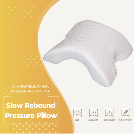Multifuction in 1 Slow Rebound Pressure Pillow