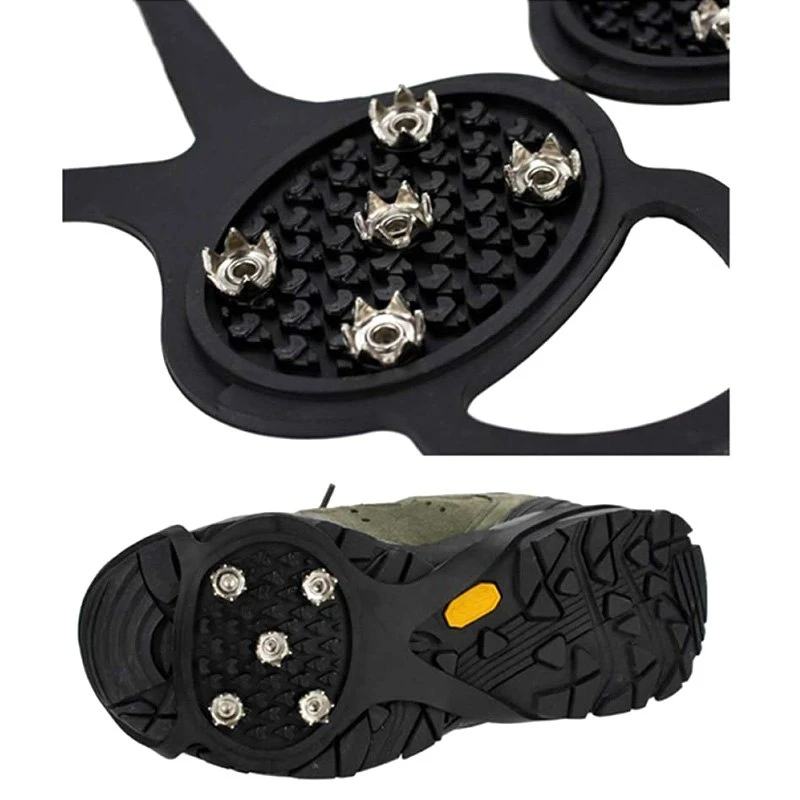 🎄Save 50% OFF-Christmas Hot Sale🎄Silicone Climbing Non-Slip Shoe Grip & Buy 2 Free Shipping