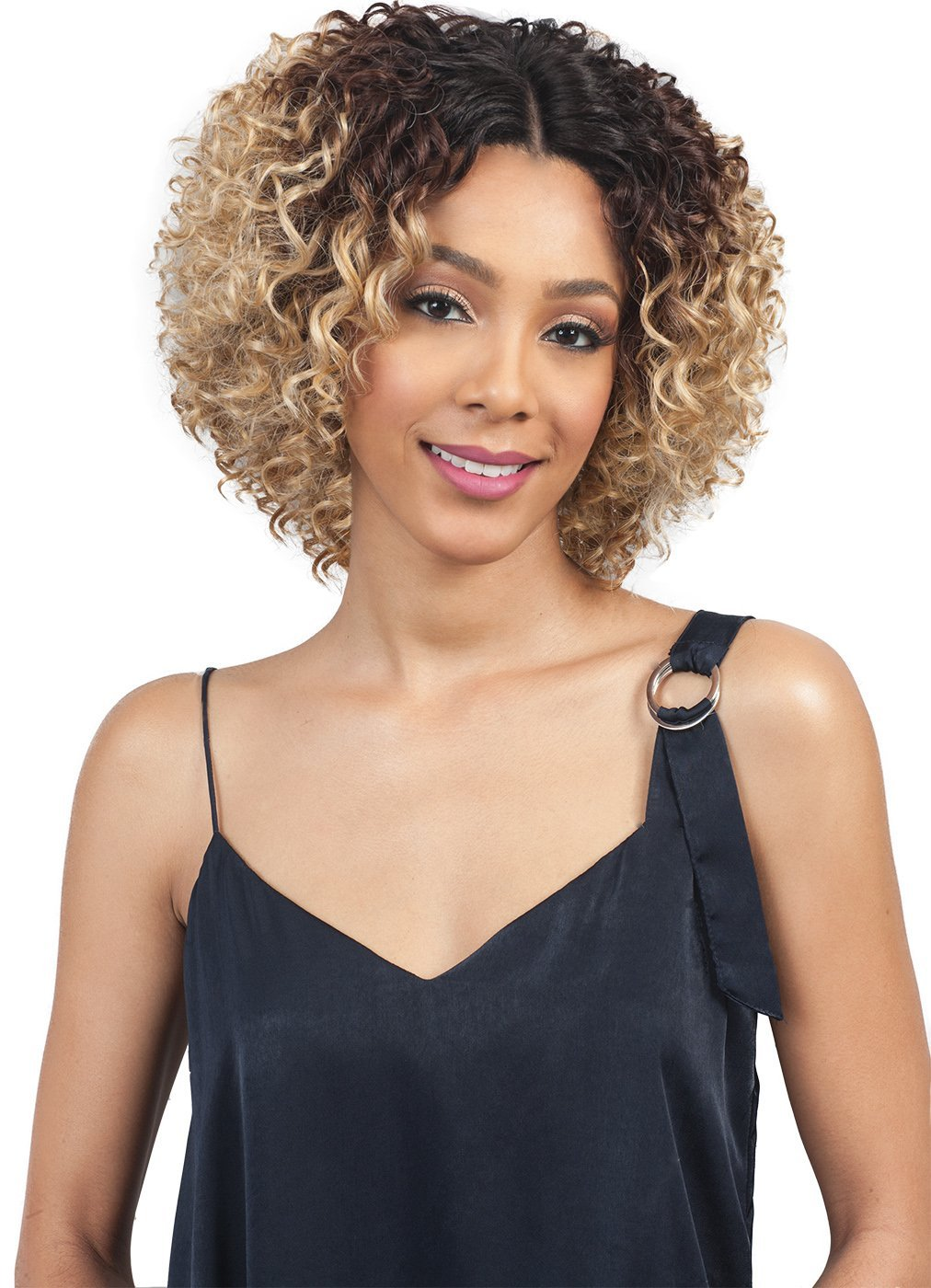 Bobbi Boss Synthetic Lace Front Wig MLF312 LANESSA