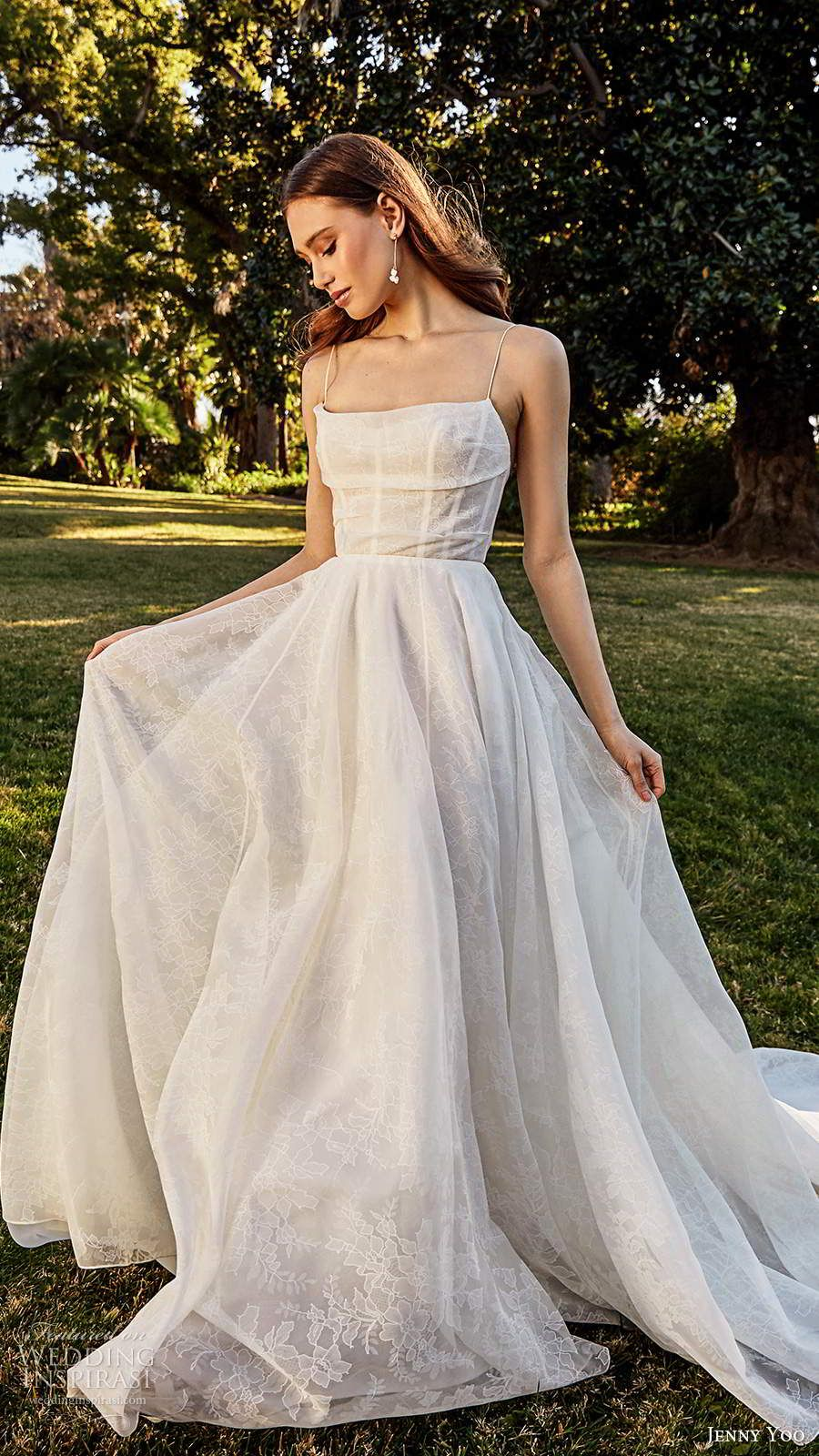 2020 New Wedding Dress Fashion Dress used bridal gowns tight fitted formal dresses