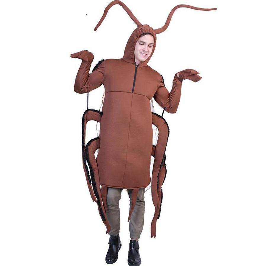 Funny Cockroach One Jumpsuit Costume