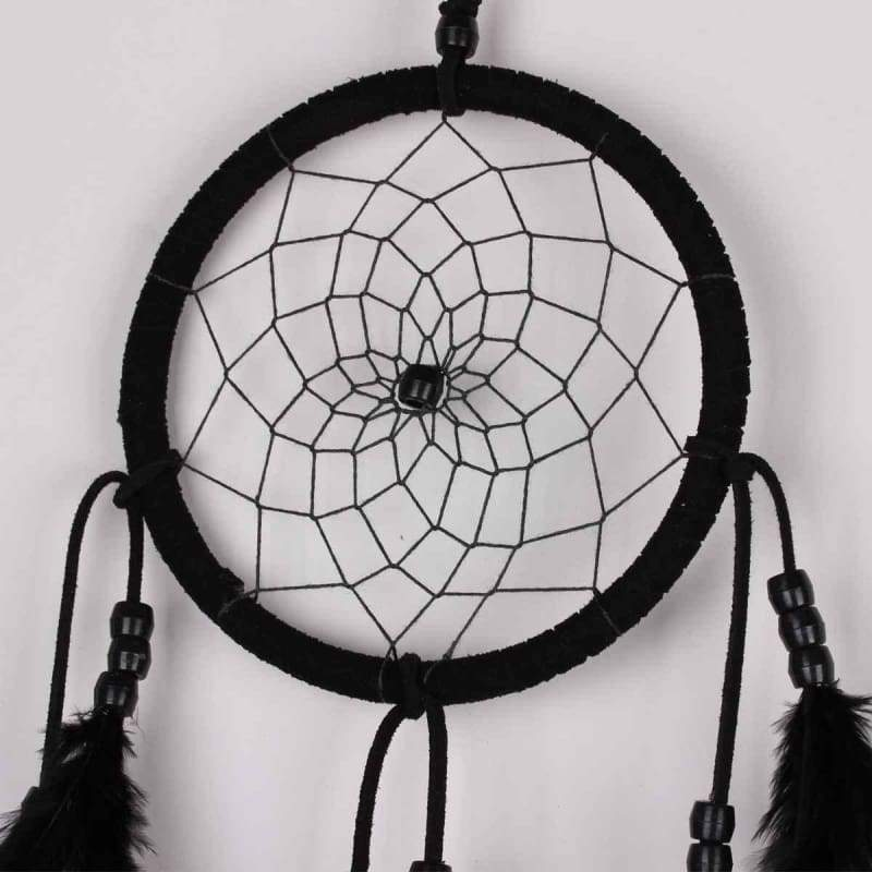 Dream catcher round net home hanging decor with pattern