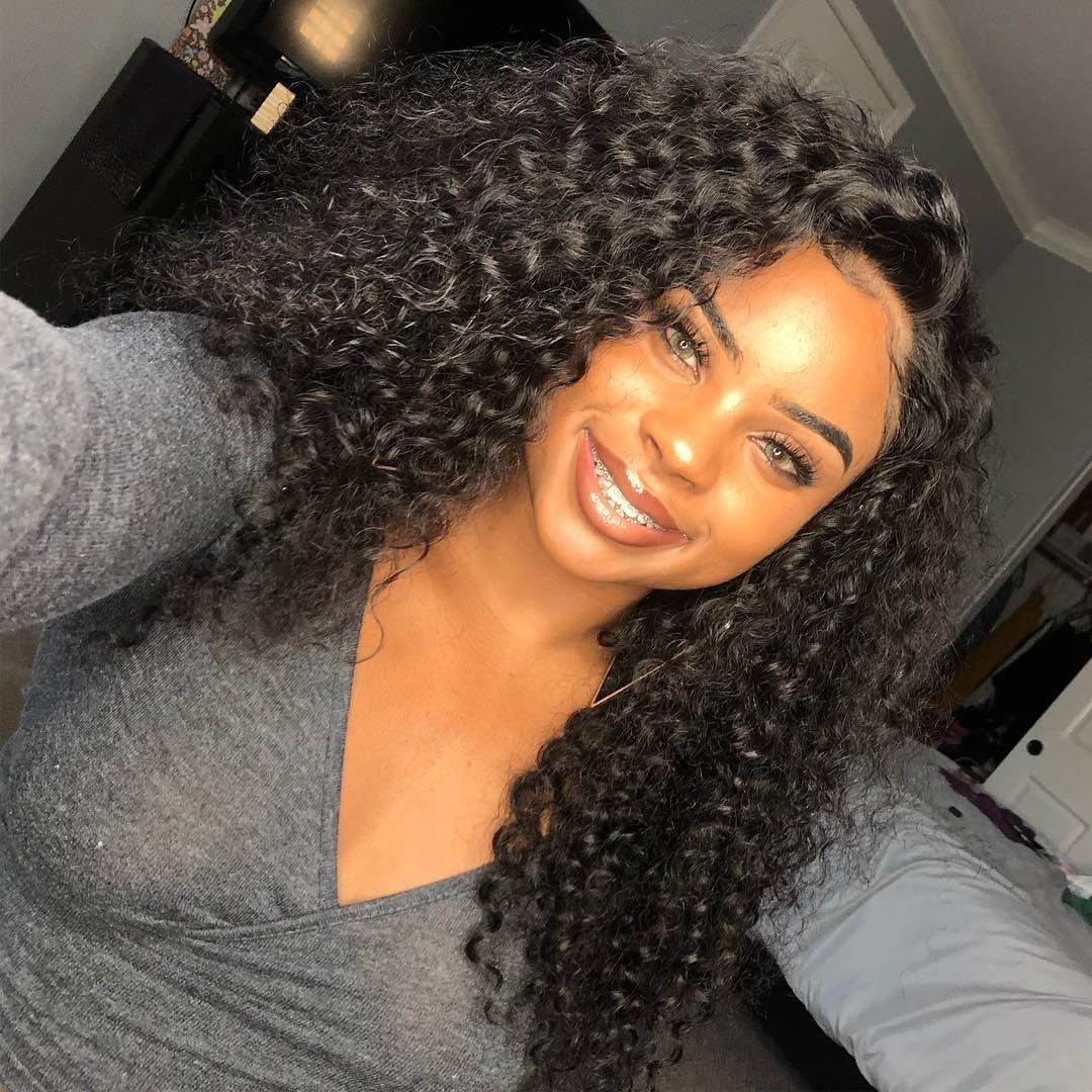 Best Curly Wigs Lace Frontal Wave Wigs Best Wet And Wavy Human Hair Weave Blonde Brazilian Weave Human Hair Wigs For White Women Elemo Virgin Hair