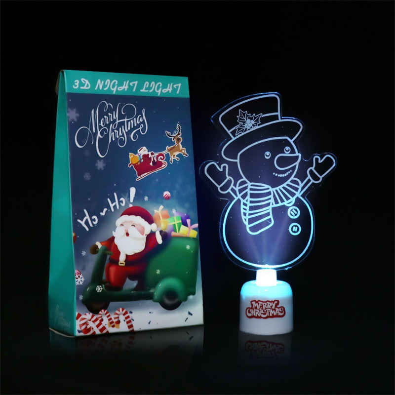 2020 Glowing Musical Christmas decorations