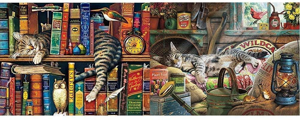 The Cats of Charles Wysocki - Buy 2 free shipping worldwide