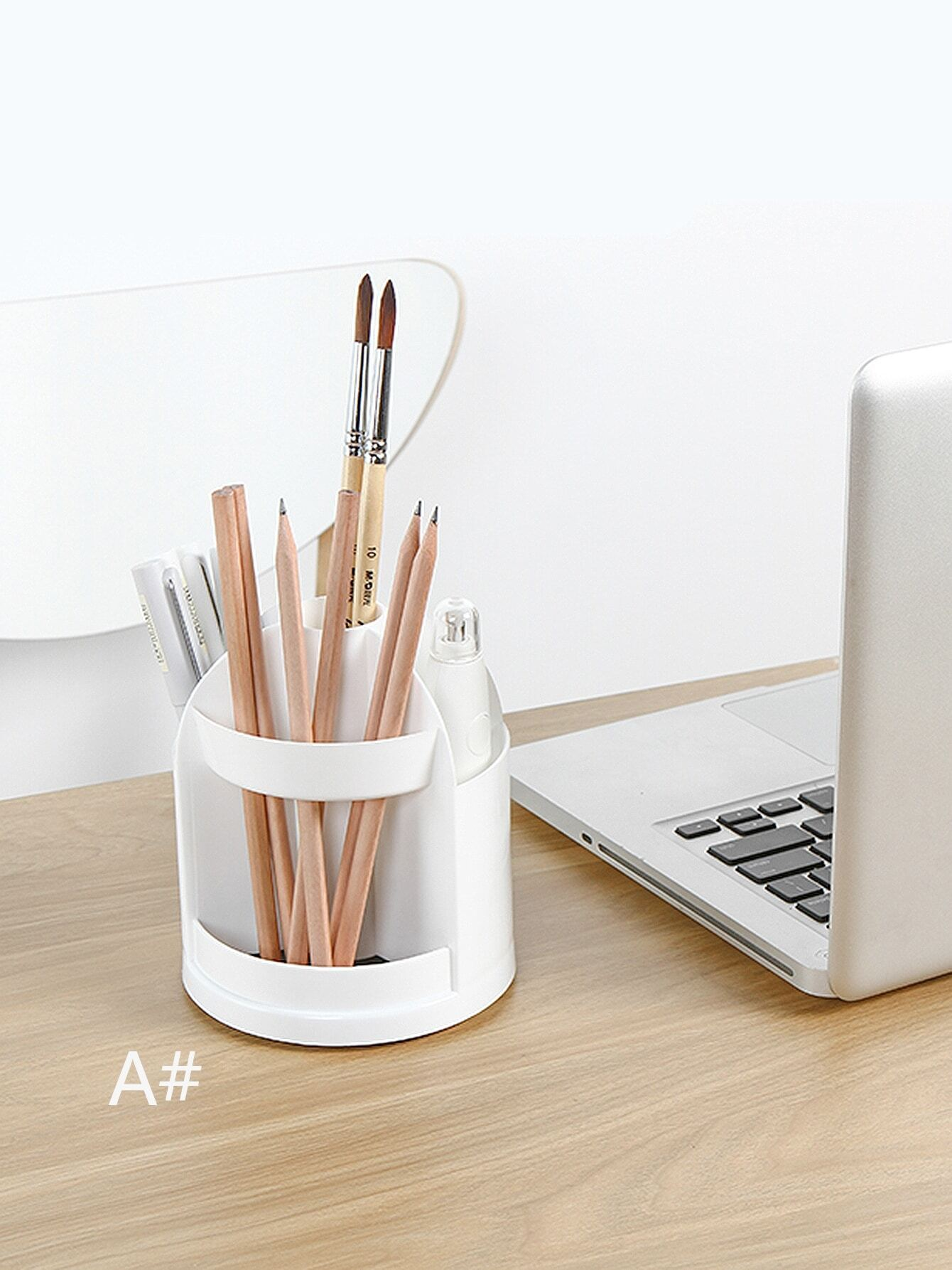 Multi-function Rotatable Pen Storage Holder 1pc