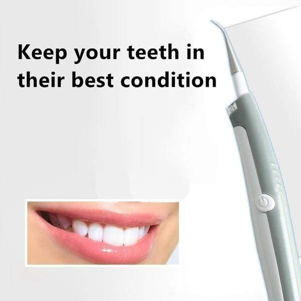 Newest Electric Toothbrush Calculus And Tartar Removal Ultrasonic Dental Scaler Polishing Vibration Dental Meter
