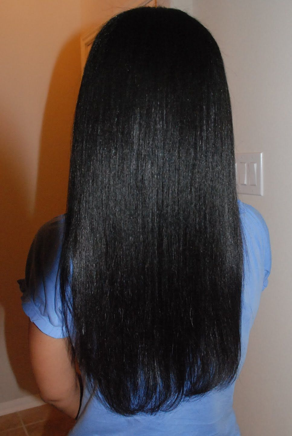 2020 New Straight Wigs Black Long Hair Straight Wig With Bangs Super Afro Wig