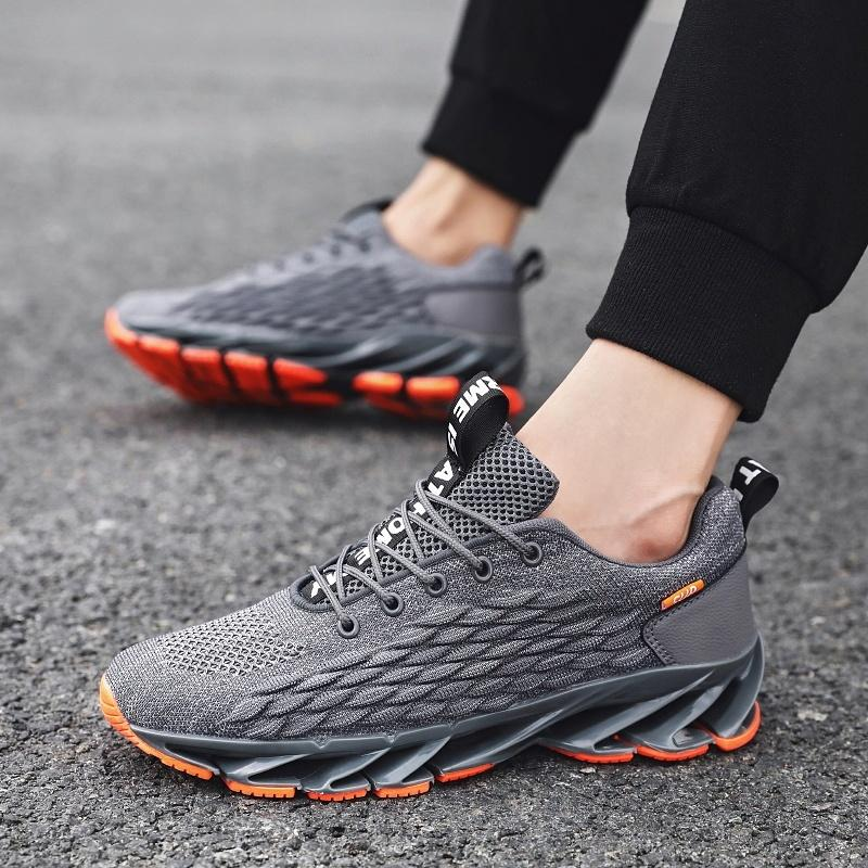 2019 New Men's Springblade Shoes Athletic Shoes Breathable Mesh Running Shoes for Men