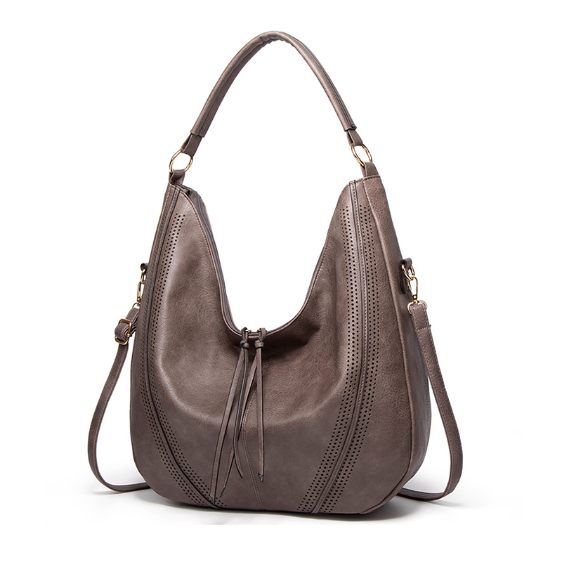 2020 Hot-selling New Ladies Bags Casual Tassel Shoulder Bag