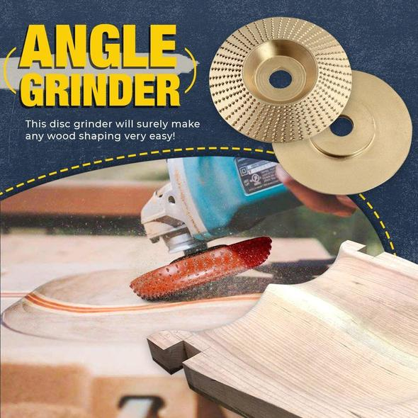 Woodworking Angle Grinder Dish & Buy 2 Extra 20% OFF