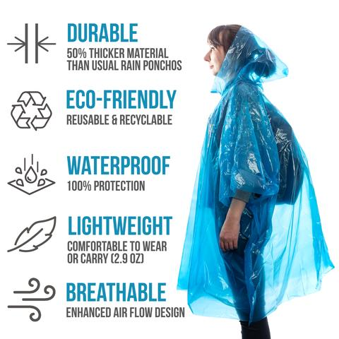 (60% off for a limited time)Nano material raincoat