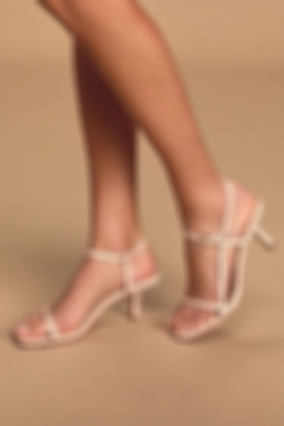 Trendy High Heel Shoes The Most Comfortable Shoes Summer High Heels
