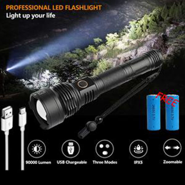 (50% OFF)Navy Dedicated Flashlight High Lumens Super Bright Waterproof(Limited Stock)