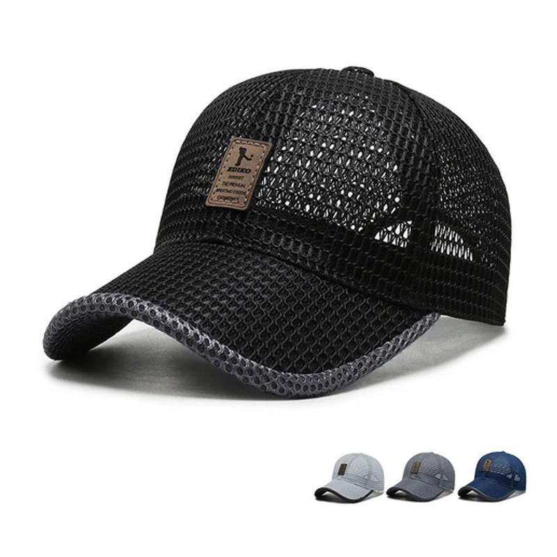 Higomore™ Summer Breathable Mesh Cap for Outdoor