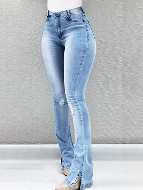 2020 New Women Jeans Top Fashion Sites Trojan Work Trousers Modern Mother Of The Bride Dresses Lace Pants